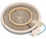 Конфорка 2200W для стеклокерамической плиты BEKO 162926011