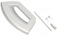 Ручка люка в сборе для стиральных машин.(291123)
