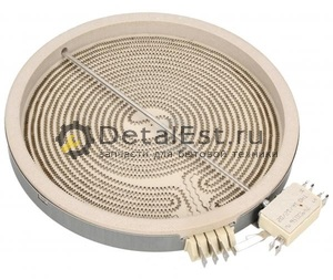 Конфорка (ТЭН) 2300/1600/800W для плит GORENJE 642303,G642303