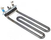 Тэн изогнутый 2000W для стиральных машин INDESIT.(C00050575)