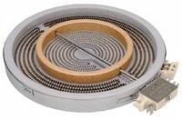 Конфорка 2200W/1000W 230V для стеклокерамических плит C00139043