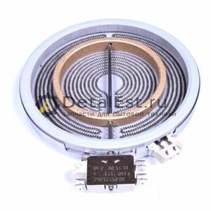 8001834.Конфорка 1700W для стеклокерамической плиты HANSA
