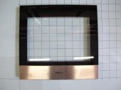 Внешнее стекло духовки Hansa.(9052518)