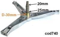 Универсальная крестовина бака для стиральных машин cod740