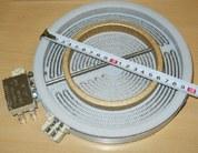 Конфорка EGO 10.58216.014  для стеклокерамической плиты