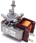 Двигатель вентилятора 25W духовки к плитам.(COK400ZN)