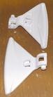 Ручка  дверцы люка для стиральных машин  DHL001VE