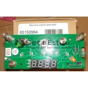 Электронная плата управления  для водонагревателя Ariston 65150964