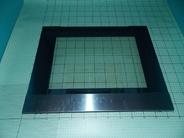 Внешнее стекло 463/380мм духовки для плиты Hansa (9045352)