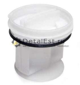 Заглушка-фильтр сливного насоса для стиральных машин FIL006BO