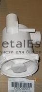 Корпус насоса  для стиральных машин ARISTON, INDESIT 050557