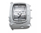 Бак в сборе с барабаном к стиральным машинкам ZANUSSI 53185295002