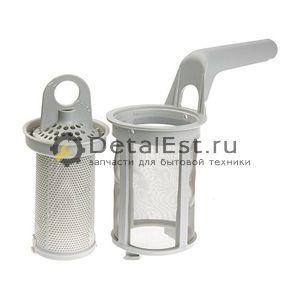 Сливной фильтр для  посудомоечных  машин Electrolux, Zanussi, AEG 50297774007