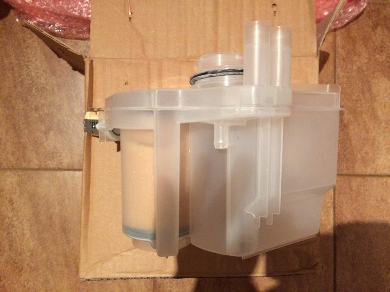 Емкость для посудомоечных машин  BEKO - BLOMBERG 1752300100
