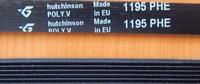 Ремень ведомый для стиральных машин 1143mm-BLH127UN