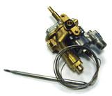 Термостатированный газовый кран плиты ZANUSSI 3577229093