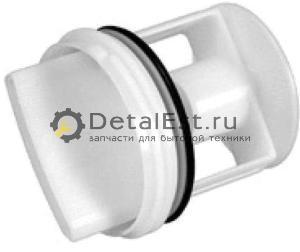 Заглушка сливного насоса для стиральных машин FIL007BO