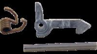 Крючок люка к стиральным машинкам Bosch.(798511)