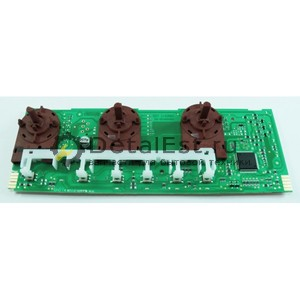 Модуль индикации с кнопками для стиральных машин ARISTON, INDESIT 143332