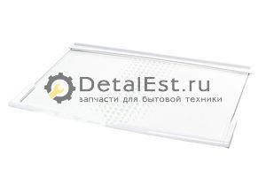 Полка стеклянная (ПОДДОН) верхняя для холодильников GORENJE 661386