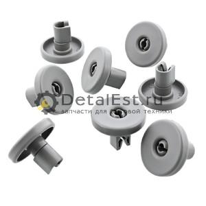Колесо корзины к посудомоечным машинам Electrolux, AEG, Zanussi 50286965004