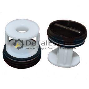 Заглушка-фильтр сливного насоса для стиральных машин BOSCH,SIEMENS 151409