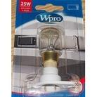 484000000987.Лампочка 25w, для микроволновки Whirlpool