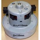 Двигатель 1800w для пылесоса.(VC07135FPw)