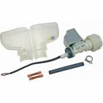 Клапан аквастоп для  посудомоечной машины BOSCH, SIEMENS 645701